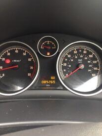 Quick sale Vauxhall Astra 1.4. £1499