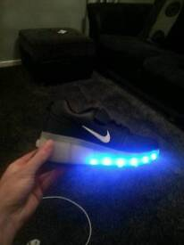 Nike light up heeleys