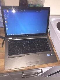 "HP G62 Core i3 2.27GHz 4GB Win7 Webcam WiFi 320GB 15.6"" Laptop HD HDMI"