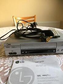 LG video recorder