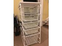 Ikea wire drawers