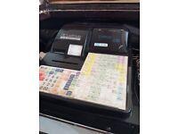 Geller SX-590 Cash Register - ideal for pub