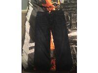 Hugo boss jeans 34w 32l