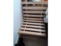 Single futon chair/bed