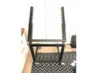 Stuiospares Wheeled Rack Stand Trolley 12u / 8u