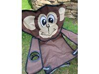 Childs Folding Monkey Chair (new)
