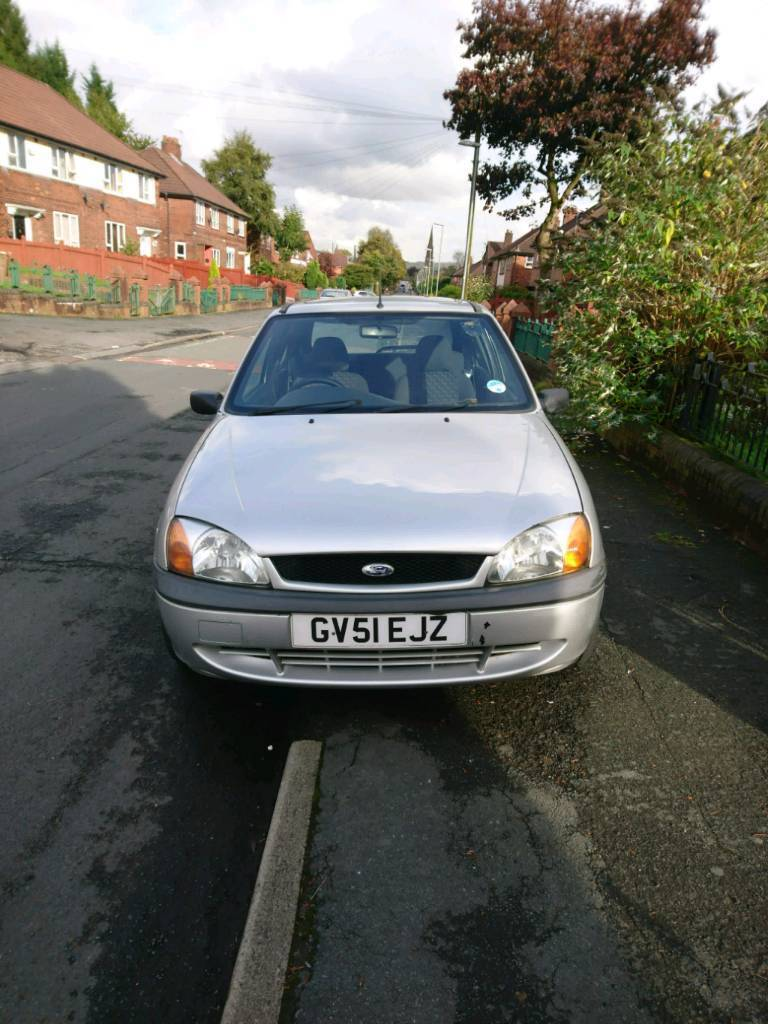 SOLD!!! 2001 Ford fiesta