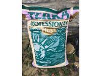 Canna terra professional plus 50 litre soil grow hydroponics