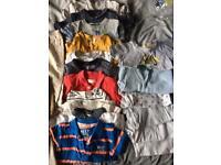 Bundle of clothes 9-12m