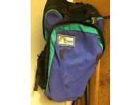 Lowe alpine system 65 litre back pack.