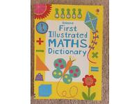 Usborne First Illustrated Maths Dictionary