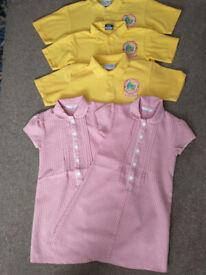 Girl's school uniform - Glyncollen Primary
