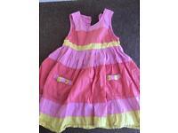 3-4 years summer dress