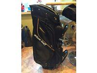 Wison Staff Golf Trolley Bag