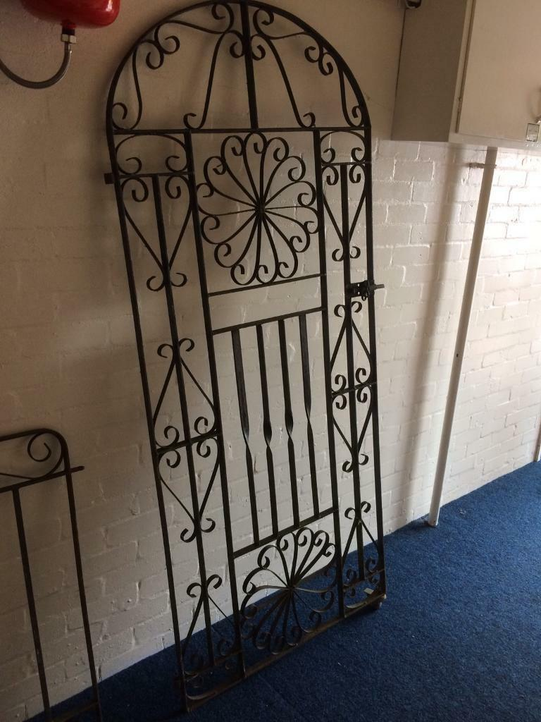 Iron Gate very heavy not cheap one