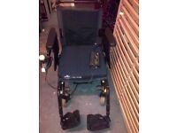 mirage electric wheelchair