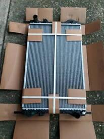 Transit Mk6 radiator