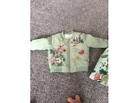Baby clothing - Next clothing - bundle of 0-3 outfits and coat