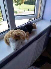 Fur Real friend dog