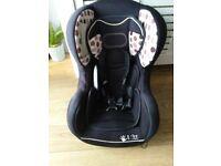 Baby car seat 0-18 kg