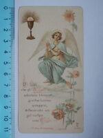 Vecchio Santino Holy Card Don Antonio Spanio 1909 Venezia -  - ebay.it