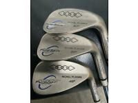 Used Pure Spin Wedges x 3