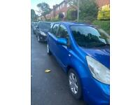 Nissan Note 2009 Automatic, Mileage: 69,000