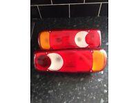 Renault traffic - brand new pair of rear lights