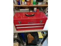 'Stack On' Metal tool chest