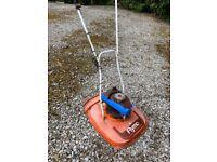 Flymo GL 47 2 Stroke Hover Mower £50.00 Altrincham Area