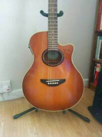 Yamaha APX5-A Electroacoustic Guitar