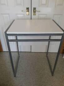 White Extending Table/Desk