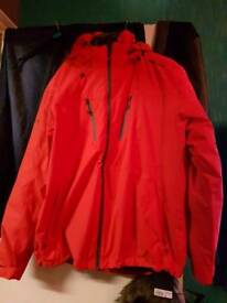 Mens all terain xl coat bnwt