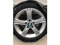 BMW Alloy Wheels and Winter Tyres for 3 Series