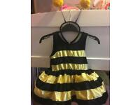 Busy Bee dressing up outfit