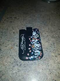 Ed hardy phone case