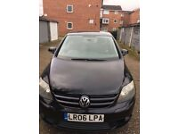 Vw golf plus 2.0 tdi automatic