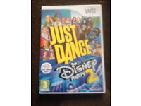 wii game Just Dance Disney Party 2,