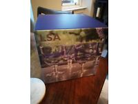 LSA set of four wine glasses - new in box