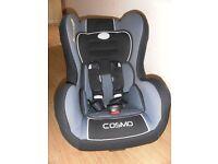 Babystart car seat