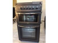 Belling 775 gas cooker depth 600 width 500 height 920 ex condition no marks collection sholing