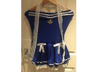 Sailor dress size S