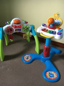 Sit to Stand Music Centre and Play Mat Mobile
