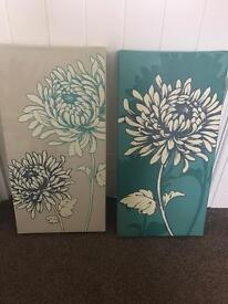 Set of 2 canvas