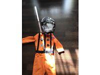Cosmonaut costume 5-6 year