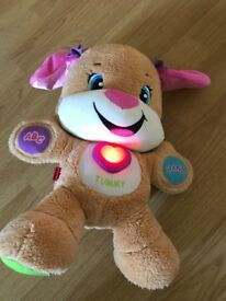 Fisher price musical teddy