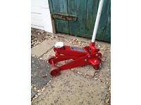 Sealey Yankee 2 ton Jack Model no 1250CX