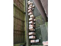 Used bricks for free freebies