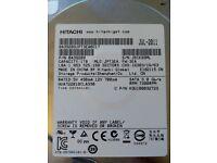 Two Hitachi Ultrastar A7K2000 HUA722010CLA330 1 TB Internal Hard Drives (and QNAP NAS) for sale  Donaghadee, County Down