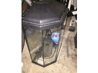Fish tank and filter in good condition